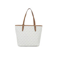 Shopperka Jet Set Item Michael Kors kremowy