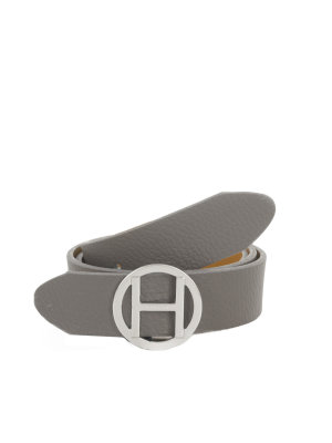 Tommy Hilfiger Circle H Reversible Belt