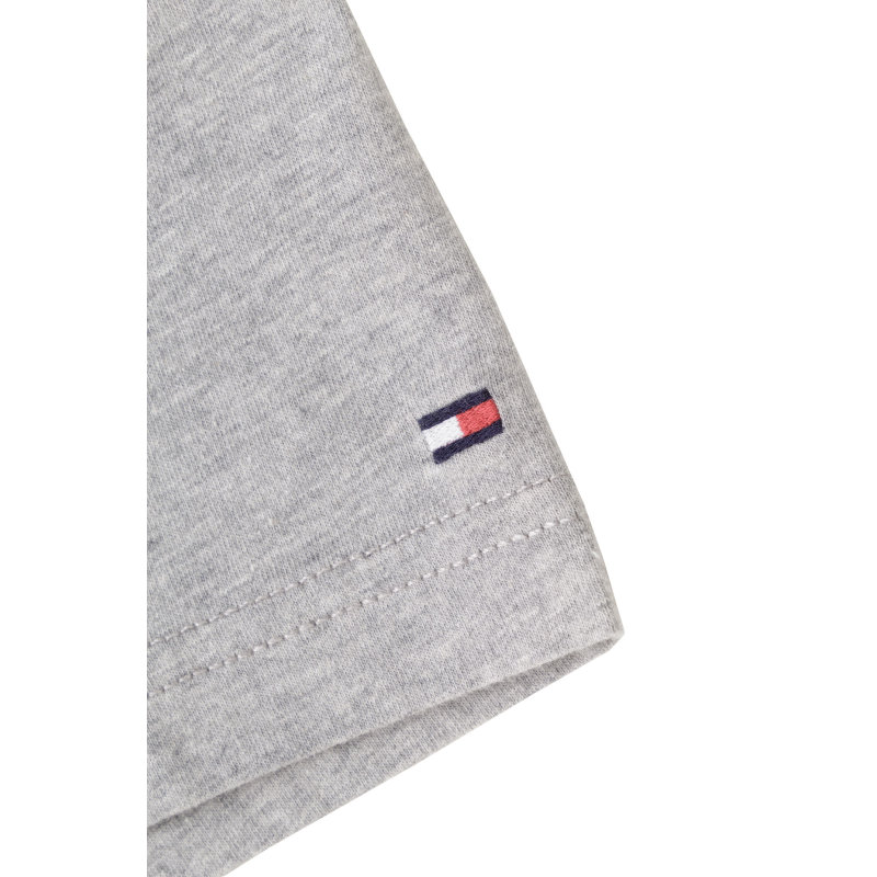 T-shirt Dunford Tee Tommy Hilfiger szary