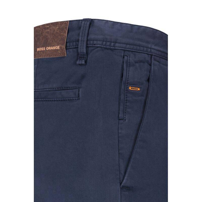 Spodnie Schino Slim1-D Boss Orange granatowy