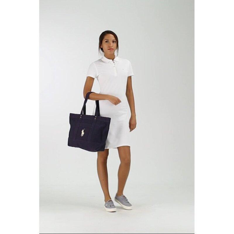Shopper bag Polo Ralph Lauren yellow