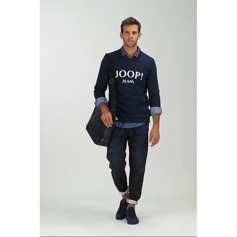 Bluza Alfred Joop! Jeans granatowy
