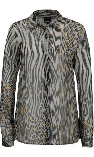 Just Cavalli Silk shirt | Regular Fit