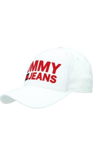 Tommy Jeans Bejsbolówka FLOCK PRINT