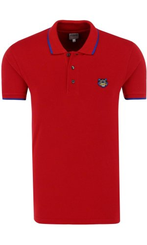 Kenzo Polo tiger crest | K fit
