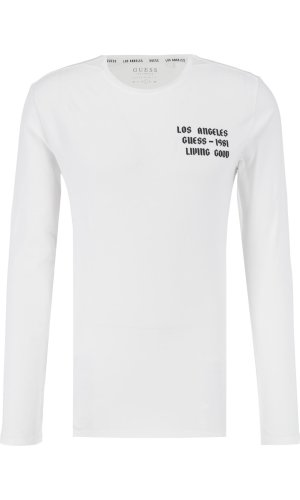 Guess Jeans Longsleeve CN LS GOTH | Super Skinny fit