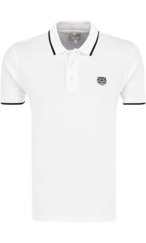 Kenzo Polo tiger crest | K fit | pique