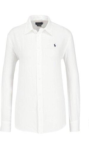 Polo Ralph Lauren Lniana koszula | Relaxed fit