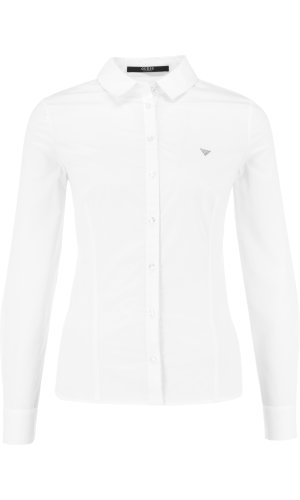Guess Jeans Koszula LS CATE SHIRT | Slim Fit