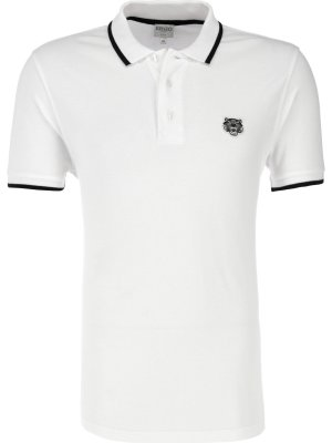 Kenzo Polo Tiger Crest   Regular Fit