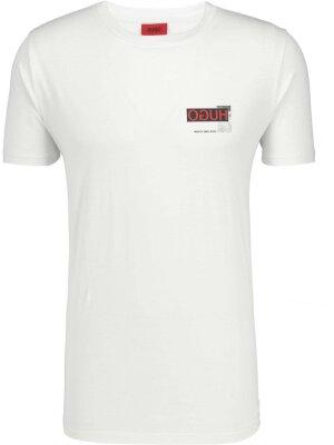 Hugo T-shirt Durned-U1 | Oversize fit | Slim Fit