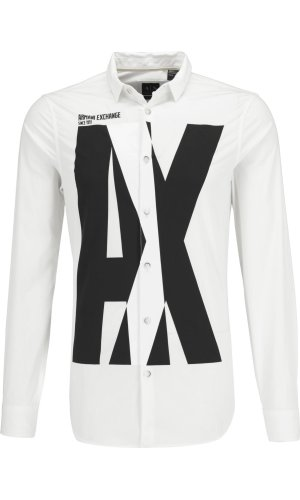 Armani Exchange Shirt | Slim Fit