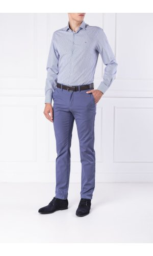 Tommy Hilfiger Spodnie Chino denton | Slim Fit