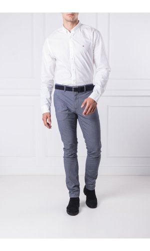 Tommy Hilfiger Spodnie Chino denton | Straight fit