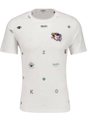 Kenzo T-shirt MULTI ICON   Regular Fit