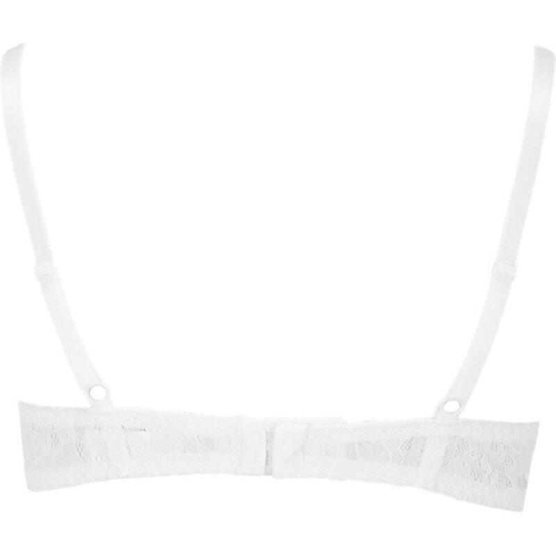 Push Up Bra Guess Underwear white