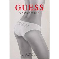Figi Guess Underwear biały