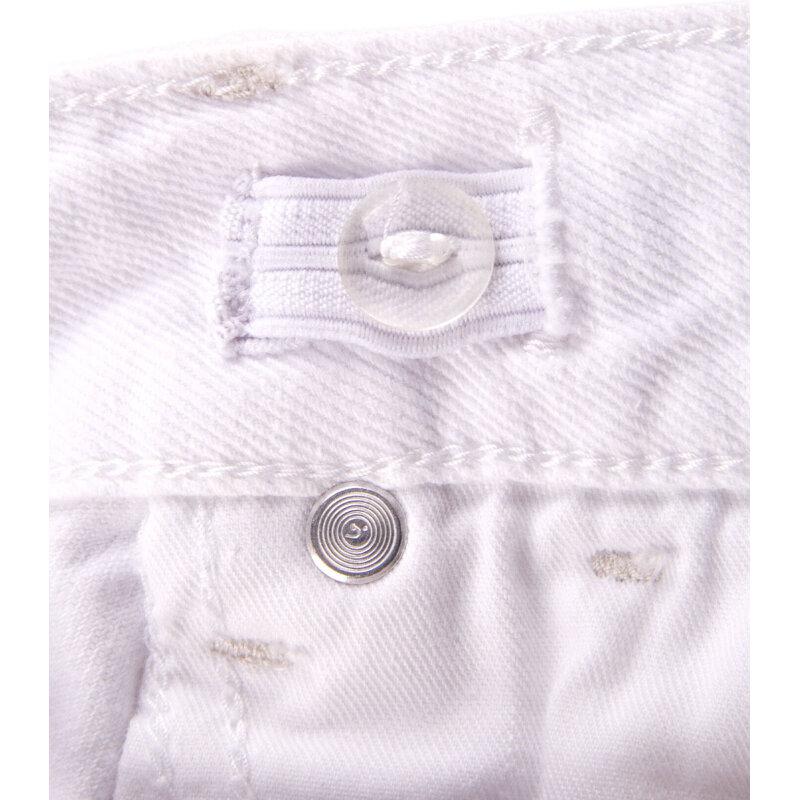 Foxtail Shorts Pepe Jeans London white