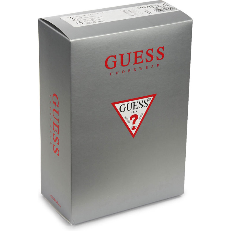 Bokserki 3 Pack Guess Underwear biały