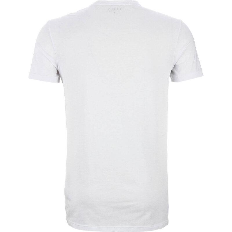 T-shirt/Podkoszulek 2 Pack Guess Underwear biały