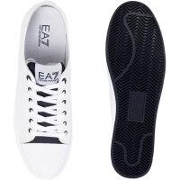 New Cult C Block U sneakers EA7 white