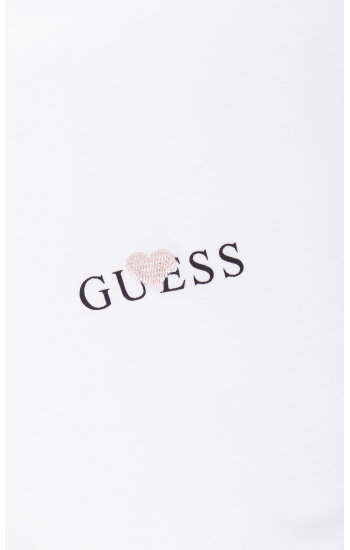 T-shirt Guess Jeans white