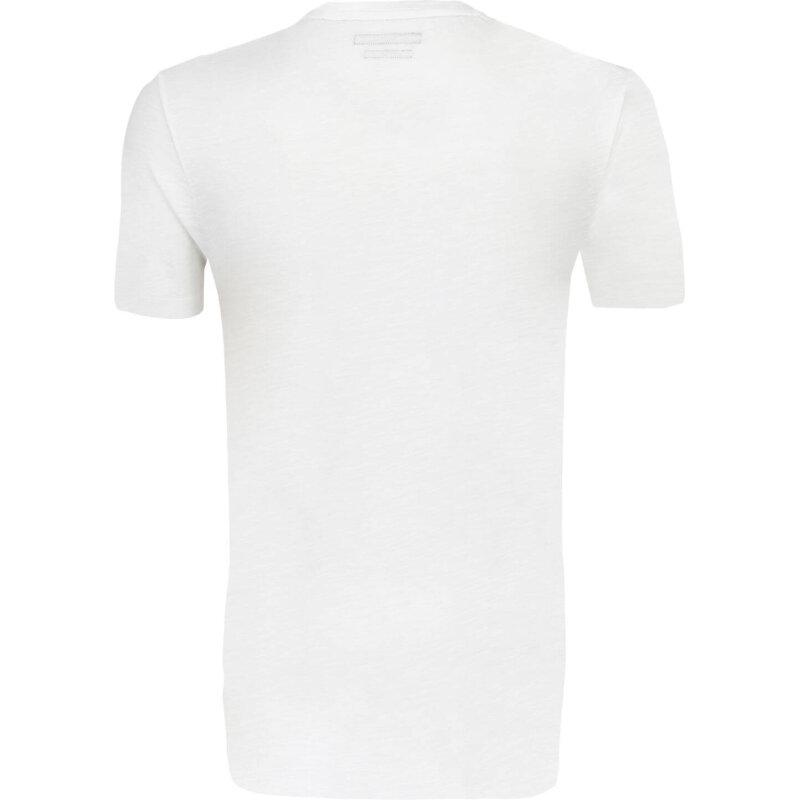 T-shirt Marc O' Polo biały