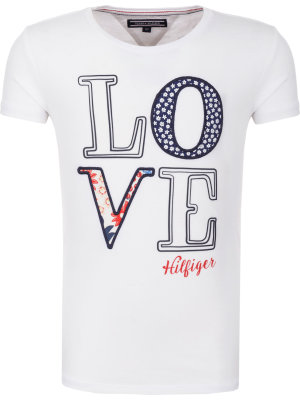 Tommy Hilfiger T-shirt Flower