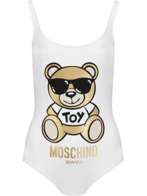 Moschino Swim Swimsuit