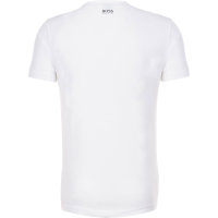 T-shirt Tee 1 Boss Athleisure biały