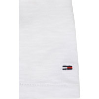 Halbarm T-shirt Hilfiger Denim white