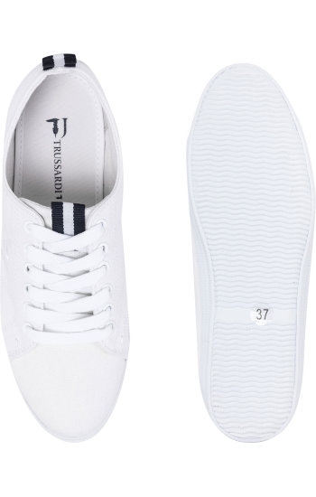 Sneakers Trussardi Jeans white