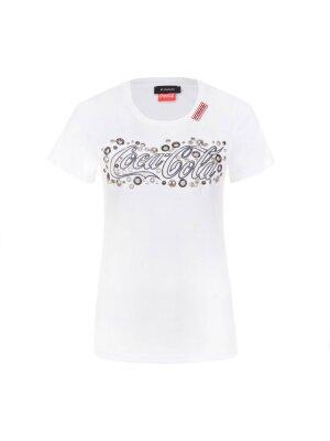 Pinko T-shirt Pendente Coca-Cola