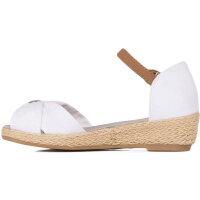 Sandały Kristin 1C Tommy Hilfiger biały