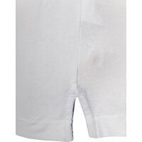 Contrast Collar Rugger polo Gant white
