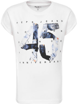 Pepe Jeans London T-shirt 45 Anniversary