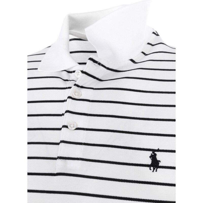 Polo Polo Ralph Lauren biały