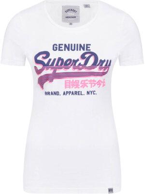 Superdry T-shirt Vintage Logo | Slim Fit