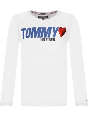 Tommy Hilfiger Blouse Tommy Heart | Regular Fit