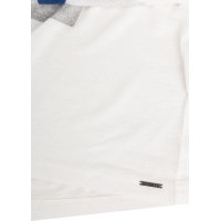 T-shirt T Smile Z Diesel biały