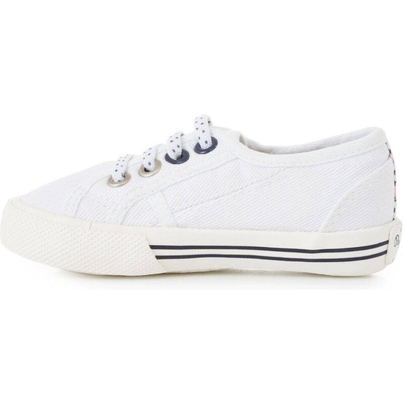 Baker Plain sneakers Pepe Jeans London white