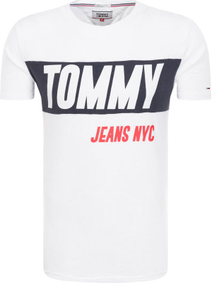 Tommy Jeans T-shirt HEAVY LOGO | Regular Fit