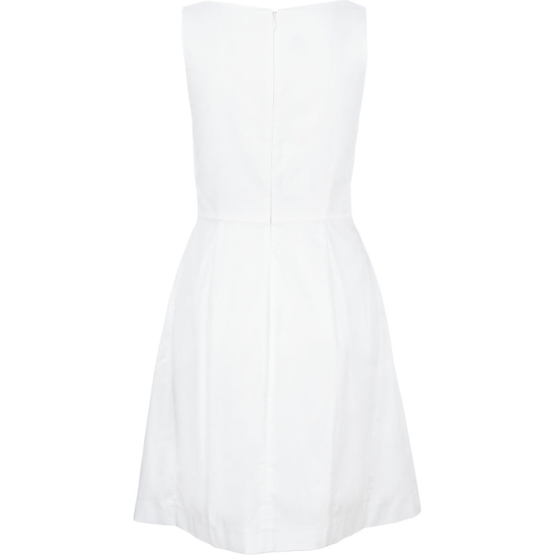 Dress Armani Collezioni white