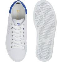 Sneakersy Trussardi Jeans biały