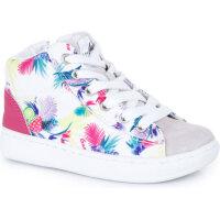 Sneakersy Carlo Guess biały