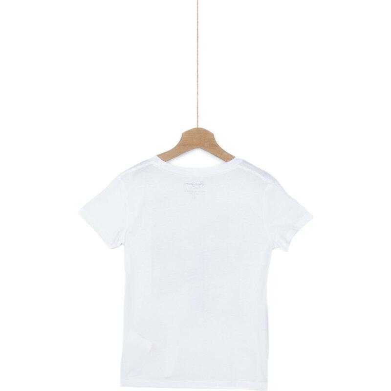 T-shirt Lex Teen Pepe Jeans London biały