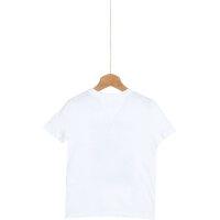 T-shirt Cinematic Tommy Hilfiger biały