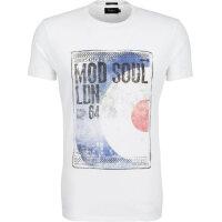 T-shirt Galloway Pepe Jeans London biały