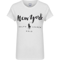T-shirt Polo Ralph Lauren white