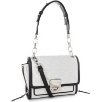 Messenger bag Karl Lagerfeld white